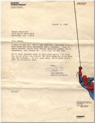 spidey black costume letter