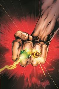 Legion of Superheroes by yildiray