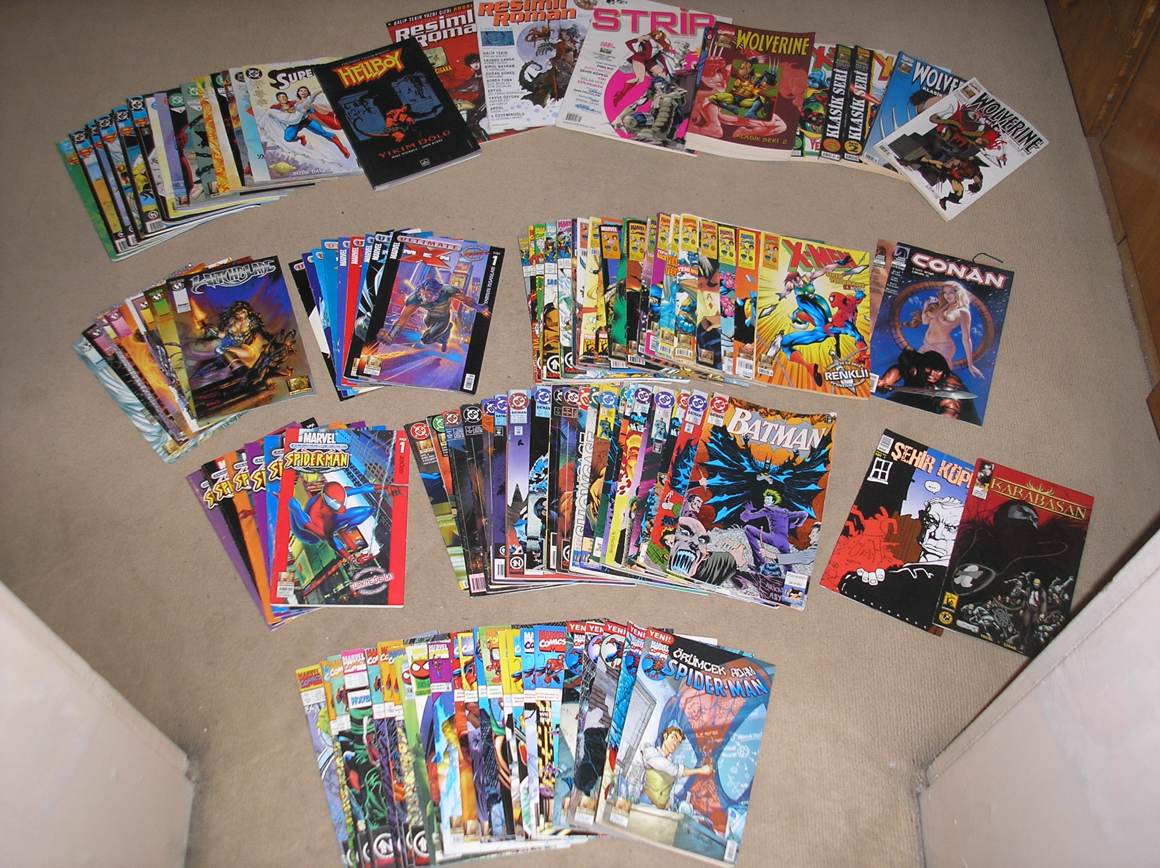 1n Comics Ava Giden Avlanır