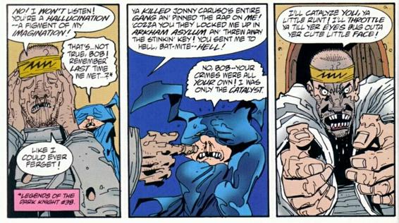 Bob vs. Bat-Mite
