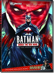 Red Hood DVD cover